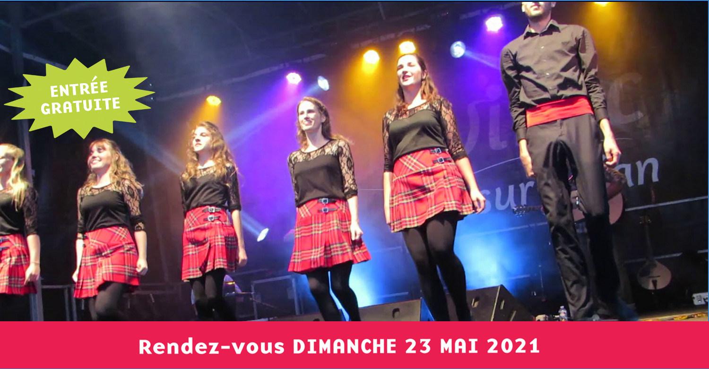 Fête bretonne gratuite à Sens de Bretagne