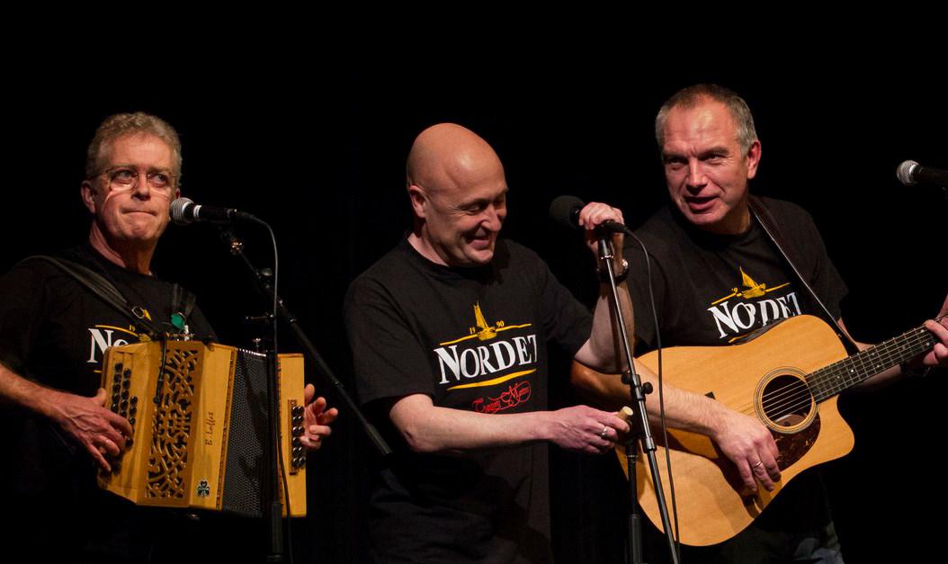 Chants de marins Nordet à la Fest'Yves